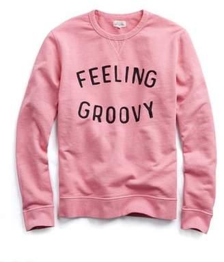 Hartford Sweat Feeling Groovy Sweatshirt