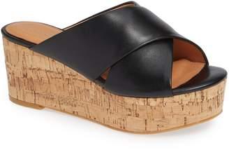 Halogen Elena Platform Wedge Sandal
