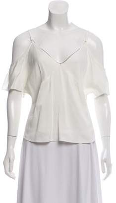 Alexander Wang Sleeveless Embellished Blouse w/ Tags