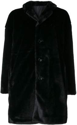 Aspesi reversible midi coat