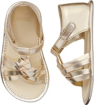 Gymboree Braided Crib Sandals