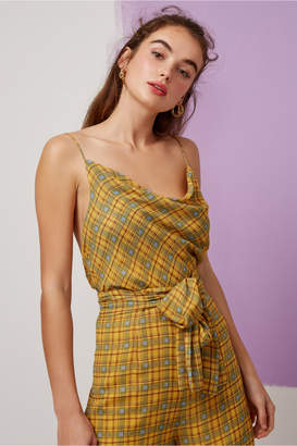 Finders Keepers SORRENTO CAMI lemon check