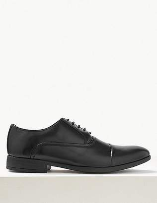 "Marks and Spencer Leather Lace-up Shoes with Airflexâ""¢"