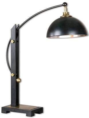 Uttermost Malcolm Oil Rubbed Bronze Desk Lamp