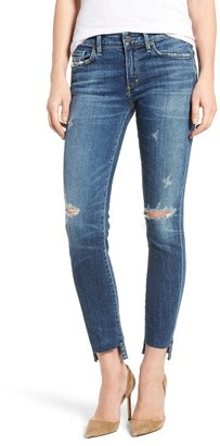 Women's Citizens Of Humanity Arielle Step Hem Skinny Jeans $268 thestylecure.com