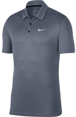 Nike Short Sleeve Knit Polo Shirt