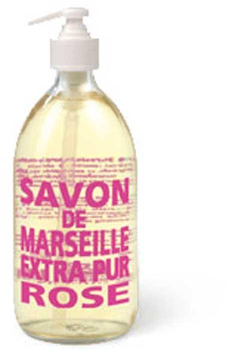 La Compagnie de Provence M. Marseille Soap Rose