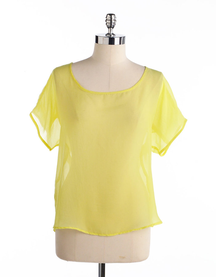 LOVE ADY Open-Back Top