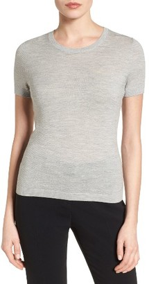 Women's Boss Floraria Wool Sweater $215 thestylecure.com