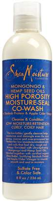 Shea Moisture Sheamoisture Mongongo & Hemp Seed Oils High Porosity Moisture Seal CoWash