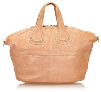 Givenchy Vintage Leather Nightingale