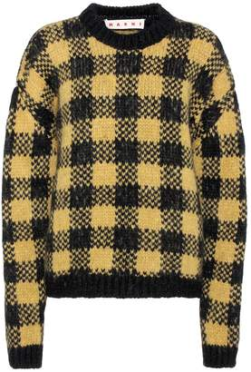 Marni Alpaca and wool-blend sweater