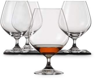 Spiegelau Four-Piece Brandy Glass Set