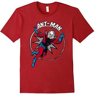 Marvel Ant-Man Classic Retro Astonish Badge Graphic T-Shirt
