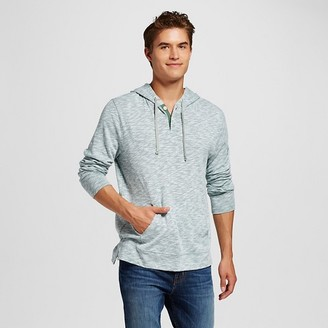 Mossimo Supply Co. Men's Hooded Long Sleeve Henley - Mossimo Supply Co. $19.99 thestylecure.com