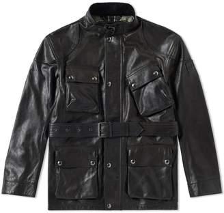 Belstaff Panther Leather Jacket