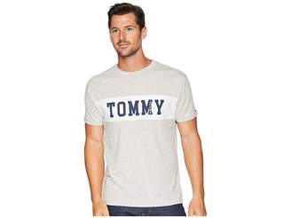 Tommy Jeans Panel Logo Tee