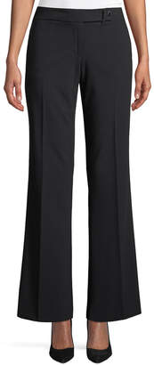 Iconic American Designer Lux Classic-Flare Trousers