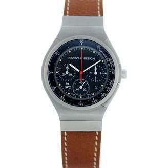 Porsche Design Vintage Brown Titanium Watches