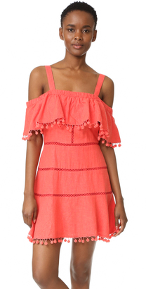 Red Carter Aster Dress $200 thestylecure.com
