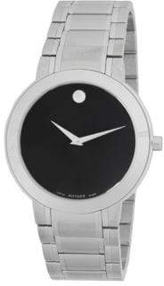 Movado Stainless Steel Bracelet Watch