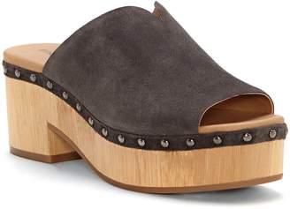 Lucky Brand Simbrenna Platform Slide Sandal