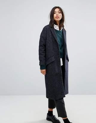 Parka London Wool Duster Coat