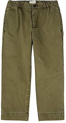 Gucci Kids' Cotton-Twill Trousers