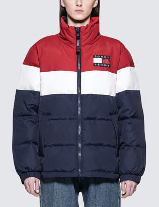 Tommy Jeans 90S Rwb Puffa Jacket