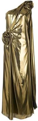 Ingie Paris one shoulder dress