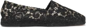 Dolce & Gabbana Corded Lace Espadrilles