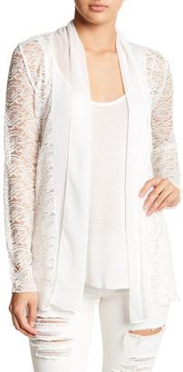 Papillon Lace Cardigan $149 thestylecure.com