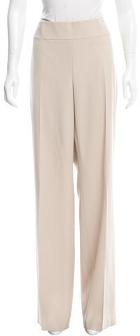 AkrisAkris Wide-Leg Wool Pants w/ Tags