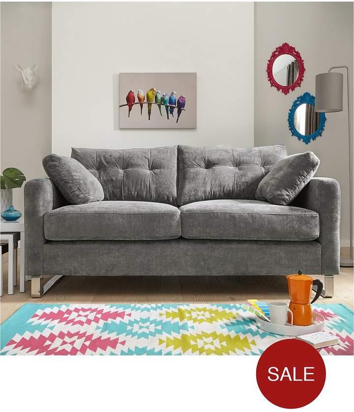Sphinx 2-Seater Fabric Sofa