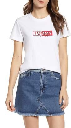 Tommy Jeans TJW Box Logo Tee