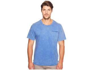 Alternative Brushed Supima Cotton w/ Sundried Wash Washed Out Tee Men's T Shirt