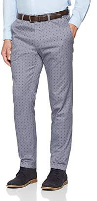 Benetton Men's Trouser, (Grey 903)