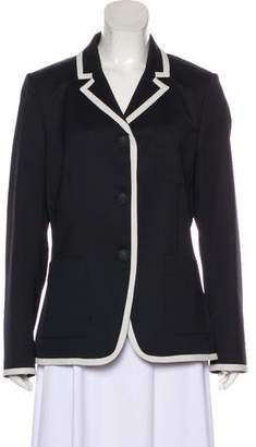 Rag & Bone Structured Button-Up Blazer