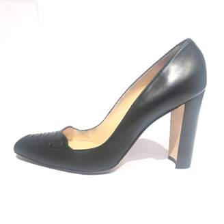 Manolo Blahnik Leather heels