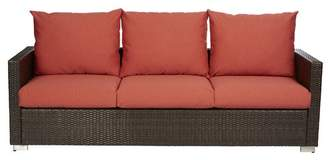 Bronx Ivy Mcmanis Patio Sofa with Cushion Cushion