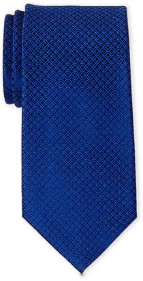 MICHAEL Michael Kors Fineline Geo Slim Silk Tie