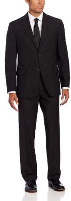 Geoffrey Beene Men's Nested Two-Button Suit