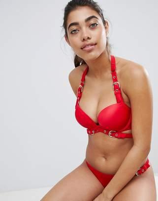ac334b0b6a Ann Summers Eleko Triple Boost Bikini Top