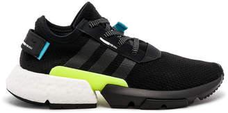 adidas POD S3.1 in Black & Black & Black | FWRD