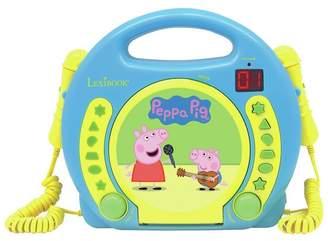 Peppa Pig Karaoke CD Player
