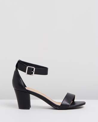 Spurr ICONIC EXCLUSIVE - Amelia Block Heels