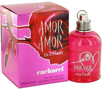 Cacharel Amor Amor In a Flash by for Women 3.4 oz