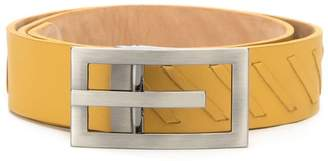 M·A·C Mara Mac silver-tone buckle belt