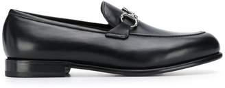 8fa07016ecd Salvatore Ferragamo Black Almond Toe Men s Shoes
