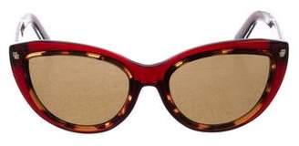 DSQUARED2 Tinted Cat-Eye Sunglasses